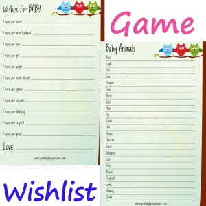 Game And Wishlist