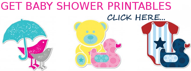 get more amazing baby shower printables here!